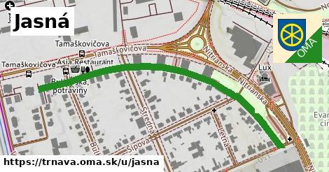 ilustrácia k Jasná, Trnava - 618m