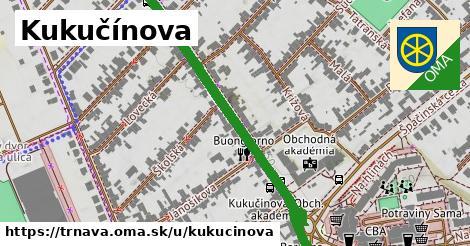 ilustrácia k Kukučínova, Trnava - 468m