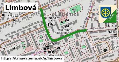 ilustrácia k Limbová, Trnava - 439m