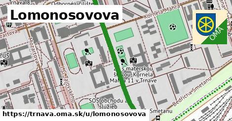 ilustrácia k Lomonosovova, Trnava - 479m