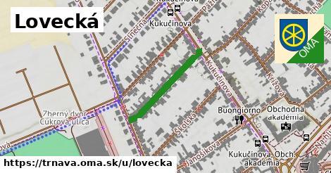 ilustračný obrázok k Lovecká, Trnava