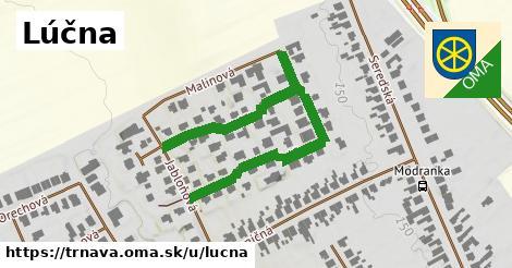 ilustrácia k Lúčna, Trnava - 644m