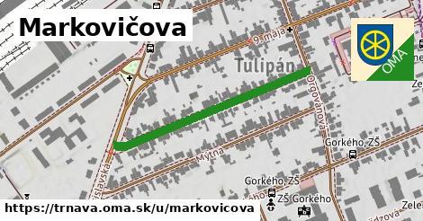 ilustračný obrázok k Markovičova, Trnava