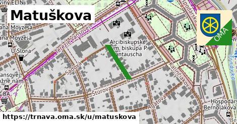 ilustrácia k Matuškova, Trnava - 128m