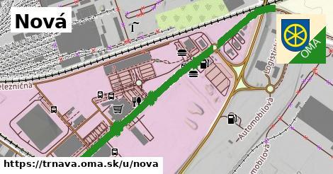 ilustrácia k Nová, Trnava - 0,91km