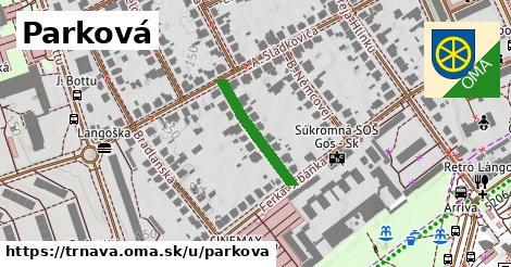 ilustrácia k Parková, Trnava - 187m