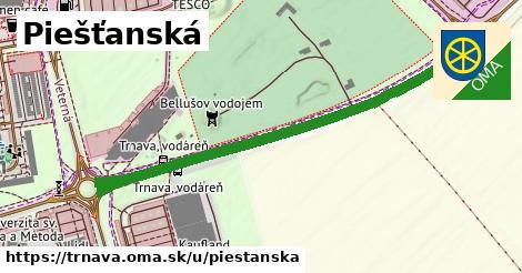 ilustrácia k Piešťanská, Trnava - 302m