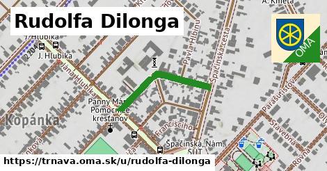 ilustrácia k Rudolfa Dilonga, Trnava - 243m
