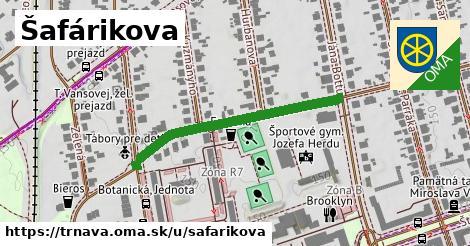 ilustrácia k Šafárikova, Trnava - 354m