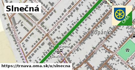 ilustračný obrázok k Slnečná, Trnava