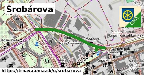 ilustrácia k Šrobárova, Trnava - 419m