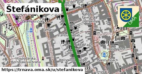 ilustrácia k Štefánikova, Trnava - 426m