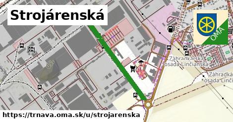 ilustrácia k Strojárenská, Trnava - 562m