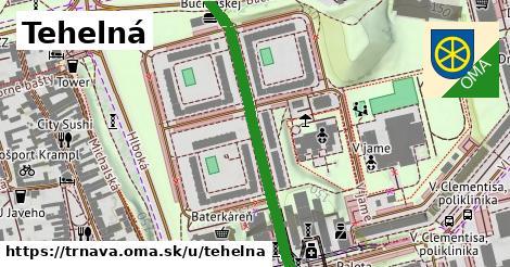 ilustrácia k Tehelná, Trnava - 420m