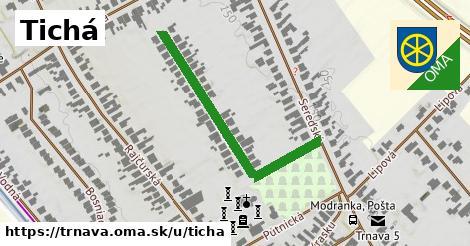 ilustrácia k Tichá, Trnava - 396m