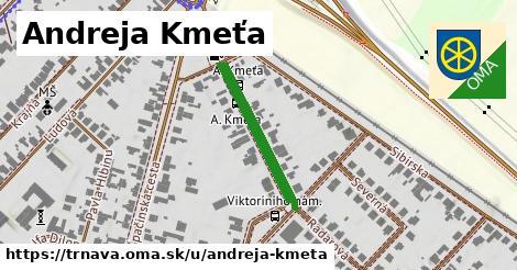 ilustrácia k Andreja Kmeťa, Trnava - 283m