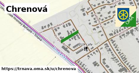 ilustrácia k Chrenová, Trnava - 105m