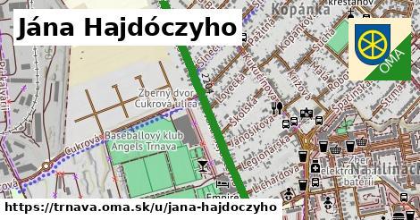 ilustrácia k Jána Hajdóczyho, Trnava - 1,55km