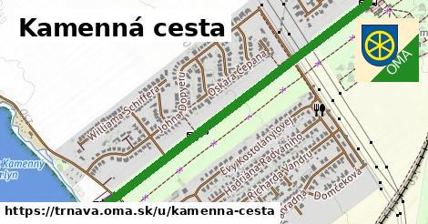 ilustrácia k Kamenná cesta, Trnava - 2,2km