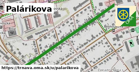 ilustrácia k Palárikova, Trnava - 587m