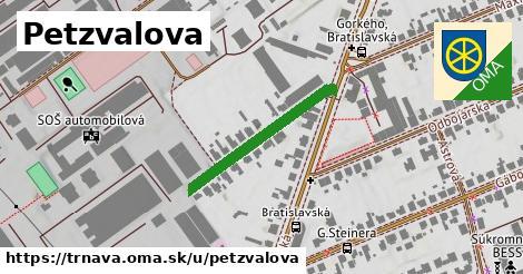 ilustrácia k Petzvalova, Trnava - 286m
