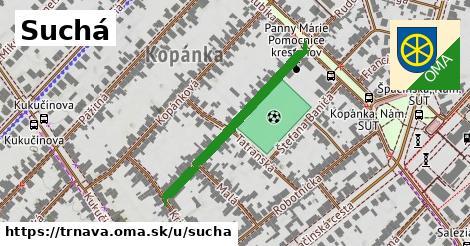ilustrácia k Suchá, Trnava - 332m
