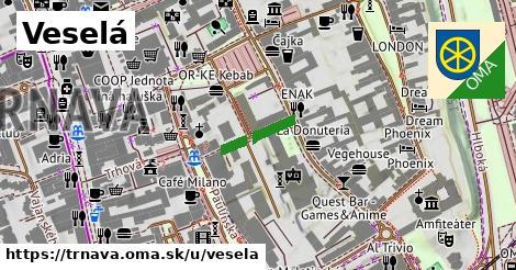 ilustrácia k Veselá, Trnava - 165m