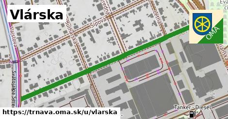 ilustrácia k Vlárska, Trnava - 664m