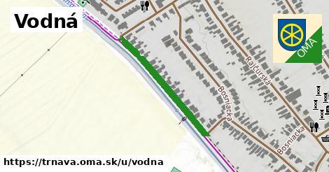 ilustrácia k Vodná, Trnava - 366m