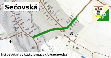 ilustrácia k Sečovská, Trnávka, okres TV - 336m