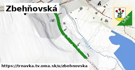 ilustrácia k Zbehňovská, Trnávka, okres TV - 349m