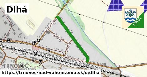ilustrácia k Dlhá, Trnovec nad Váhom - 571m