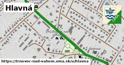 ilustrácia k Hlavná, Trnovec nad Váhom - 0,73km
