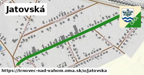 ilustrácia k Jatovská, Trnovec nad Váhom - 633m