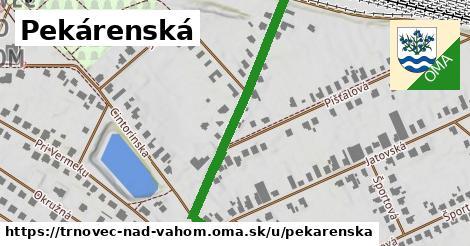 ilustrácia k Pekárenská, Trnovec nad Váhom - 427m