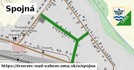 ilustrácia k Spojná, Trnovec nad Váhom - 461m