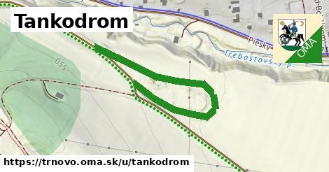 ilustrácia k Tankodrom, Trnovo - 535m