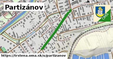 ilustrácia k Partizánov, Trstená - 319m