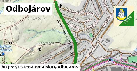 ilustrácia k Odbojárov, Trstená - 0,81km