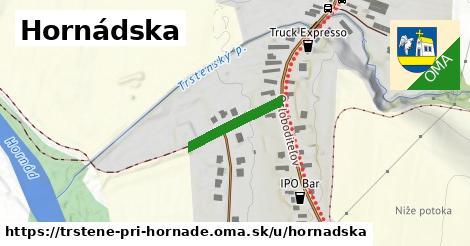 ilustrácia k Hornádska, Trstené pri Hornáde - 168m