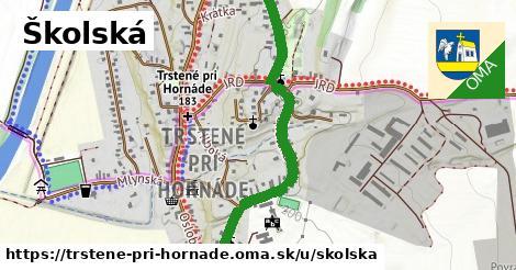 ilustrácia k Školská, Trstené pri Hornáde - 1,26km