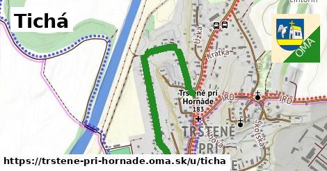 ilustrácia k Tichá, Trstené pri Hornáde - 0,87km