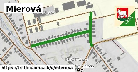 ilustrácia k Mierová, Trstice - 469m