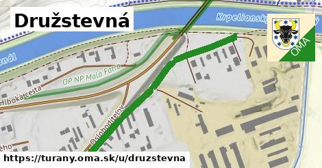 ilustrácia k Družstevná, Turany - 340m