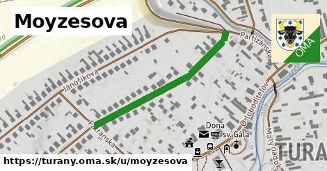 ilustrácia k Moyzesova, Turany - 377m