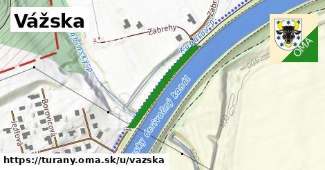 ilustrácia k Vážska, Turany - 237m