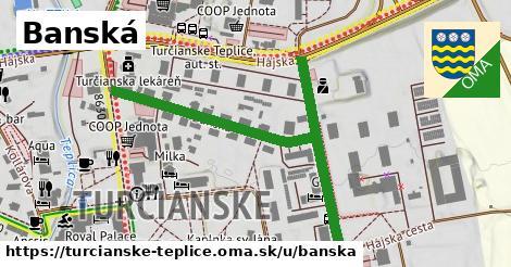 ilustrácia k Banská, Turčianske Teplice - 600m