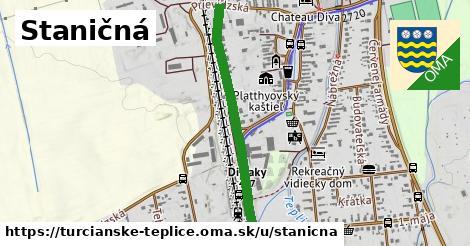 ilustrácia k Staničná, Turčianske Teplice - 0,76km