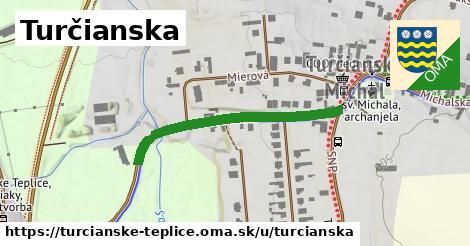 ilustrácia k Turčianska, Turčianske Teplice - 355m