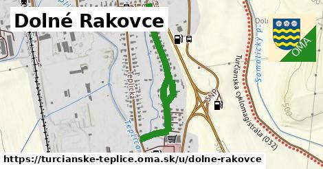 ilustrácia k Dolné Rakovce, Turčianske Teplice - 0,88km